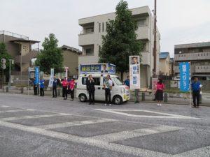 20170927長岡京市議選挙