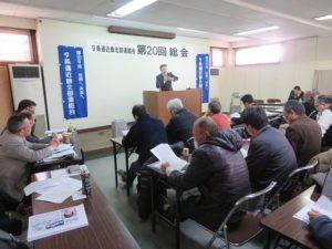 190126憲法9条を守る近畿北部連絡協議会総会・講演会