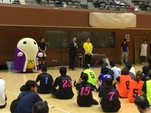 中京区ソフトバレーボール親睦会ハチドリカップ4