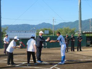 マツダボール旗福山哲郎杯争奪第4回三年生大会