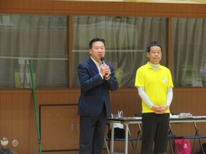 中京区ソフトバレーボール親睦会ハチドリカップ